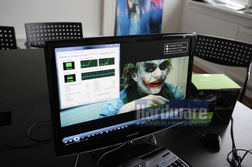 Nvidia Ion: Full HD playback with the Atom CPU