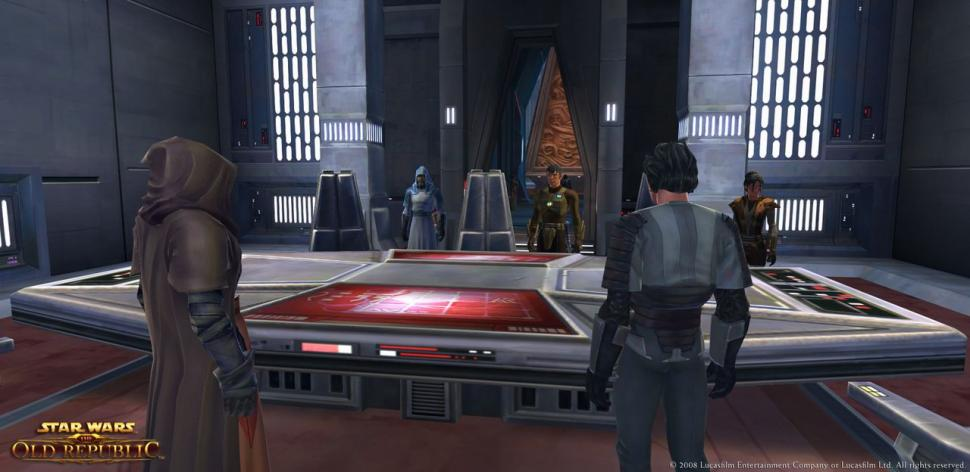 Star Wars: The Old Republic: new screenshots (picture: Bioware)