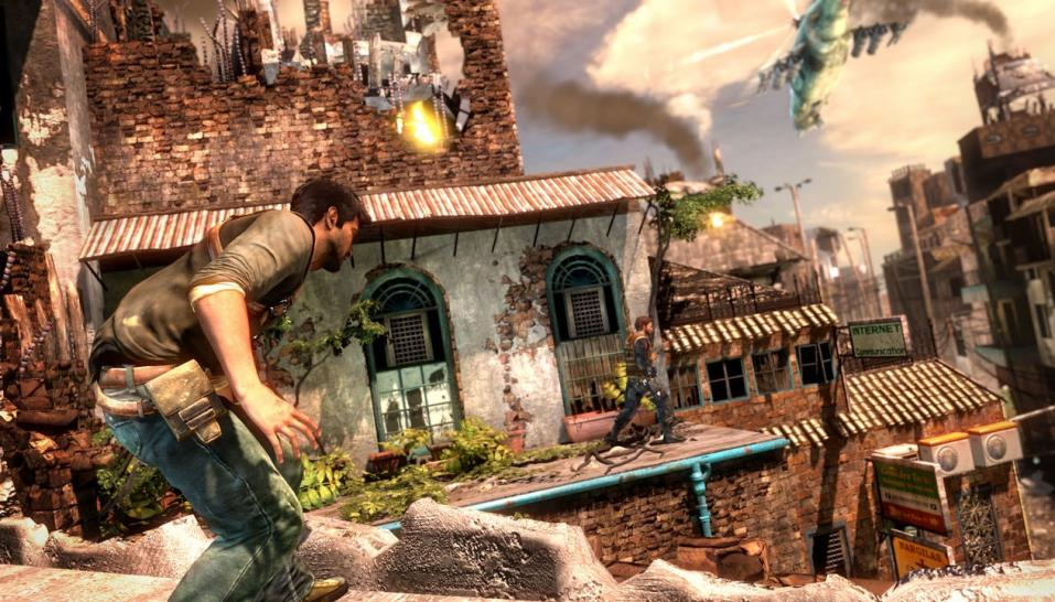 Uncharted 2 (PS3): Screenshots besser als PC-Grafik? (1)
