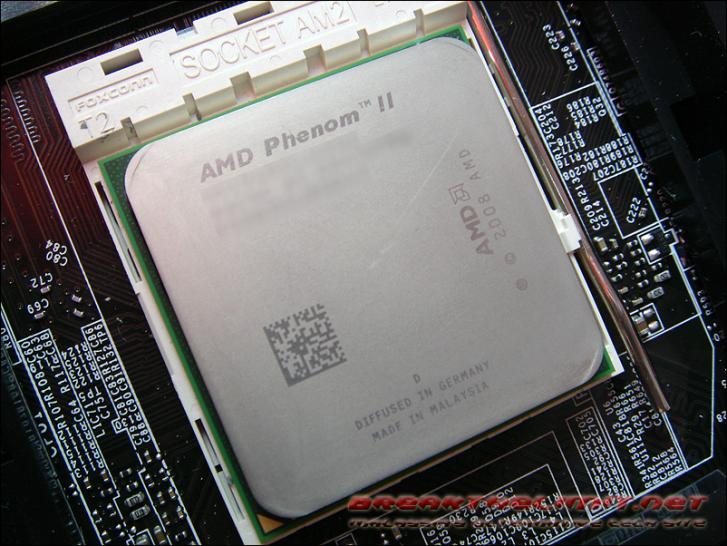 Phenom II Preview: Benchmark results (picture: <a href=