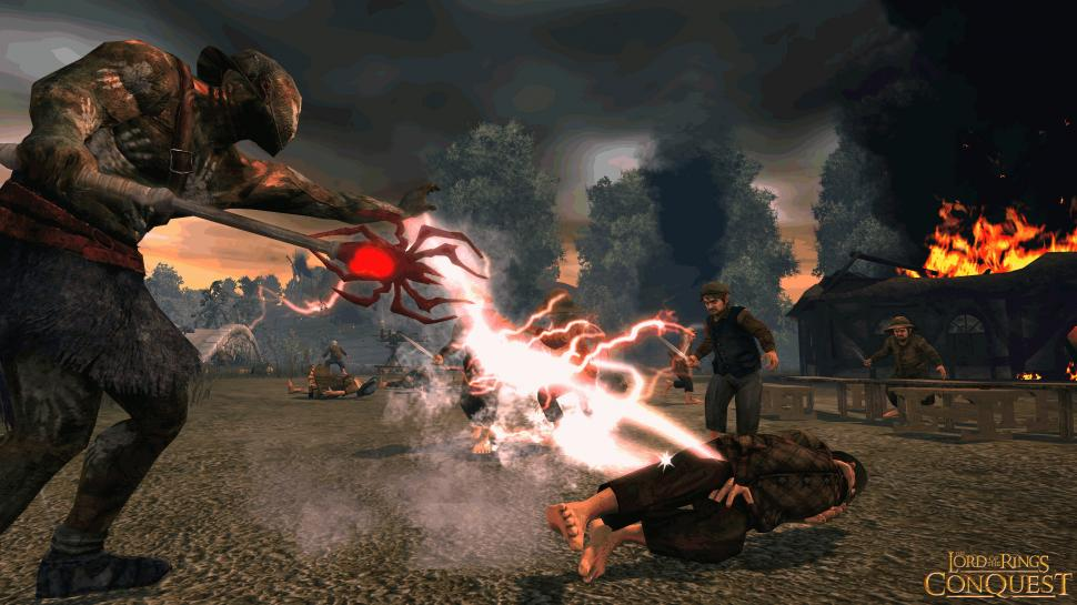 Lord of the Rings: Conquest – Minimal system requirements revealed (picture: Pandemic Studios)