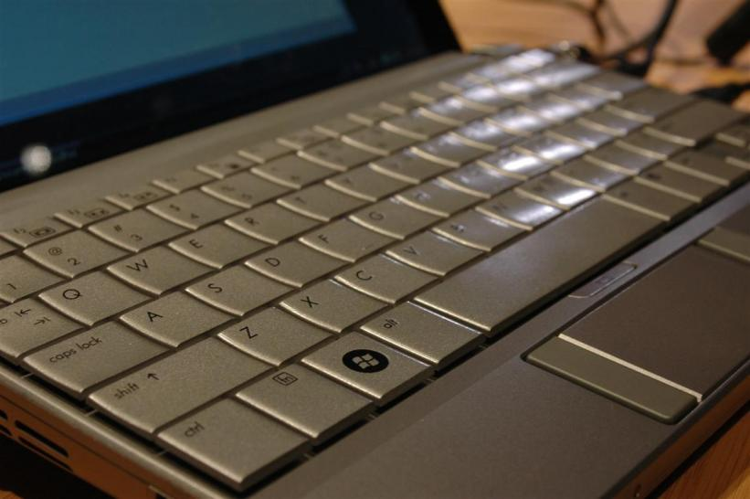 HP MIni 2140: neues Netbook (8)