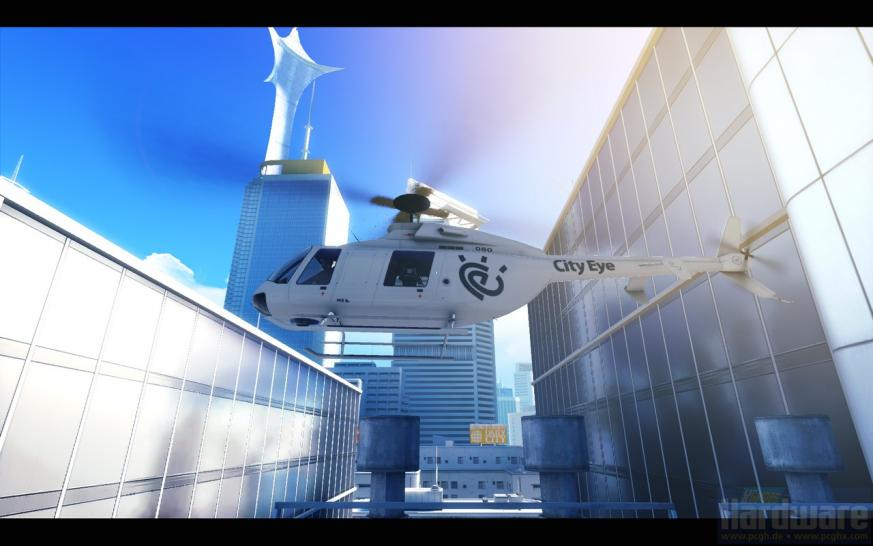 Mirror's Edge: The first patch solves against Physx problems has been released.