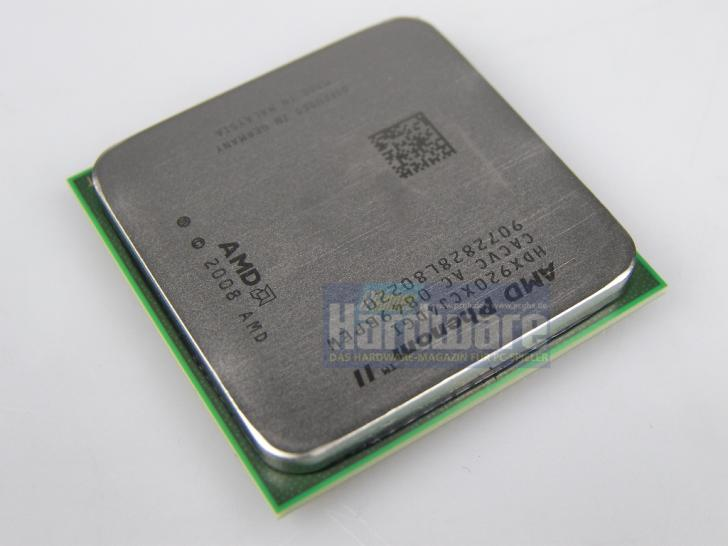Phenom II X4 920: This is the retail version