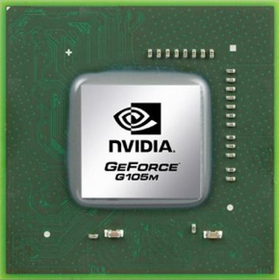 Nvidia Geforce G 105M (picture: Nvidia)