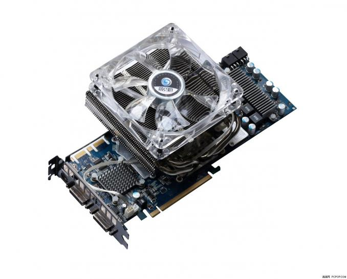 Galaxy Geforce GTX 260+ (1)