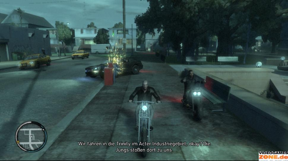 Screenshots from The Lost and Damned for Xbox 360. (1)