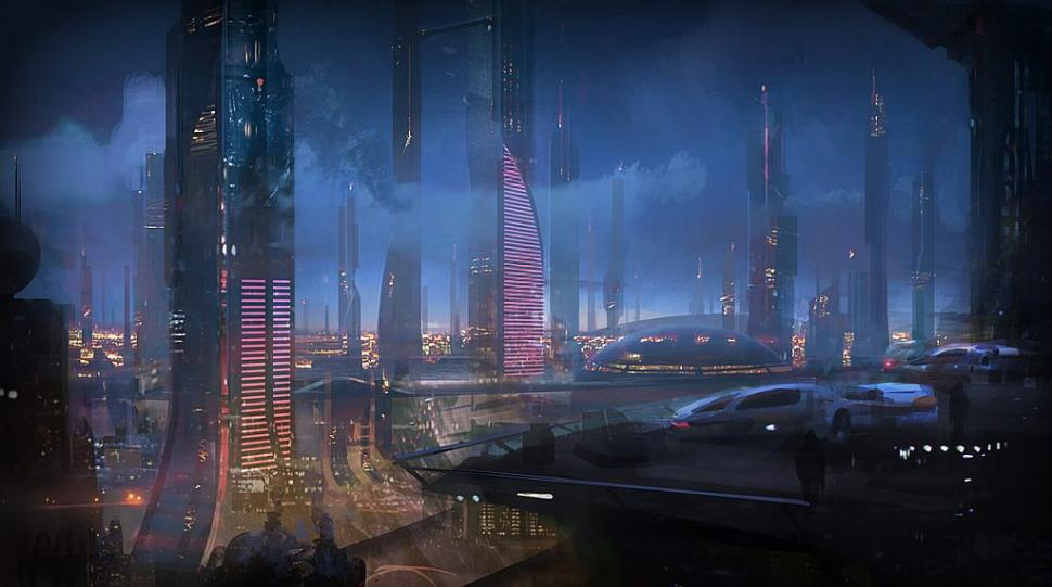 Mass Effect 2: Erstes Artwork (1)