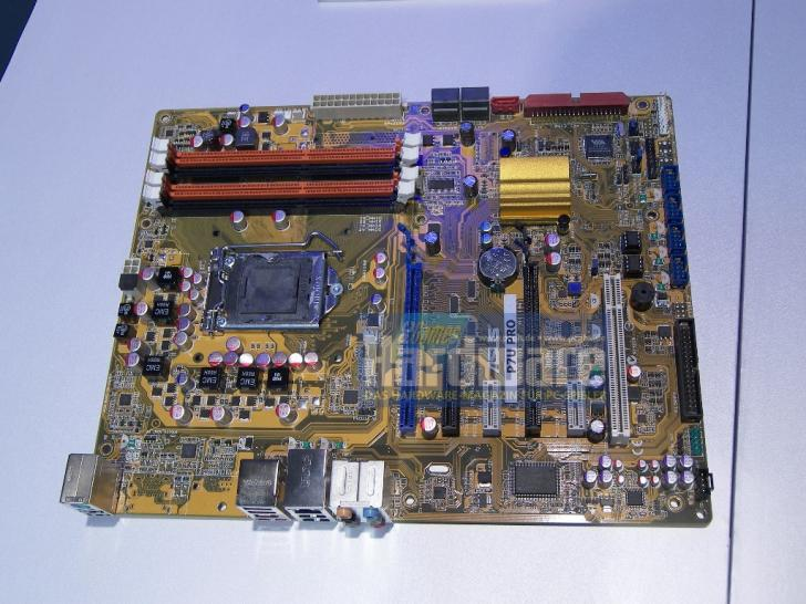 First Asus motherboard with socket 1160 for Core i5 CPUs. (1)