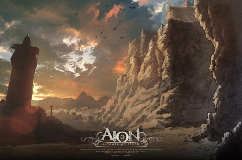 Aion - The Tower of Eternity (1)