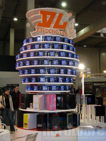 Cebit 2009: Curious and ugly hardware (1)