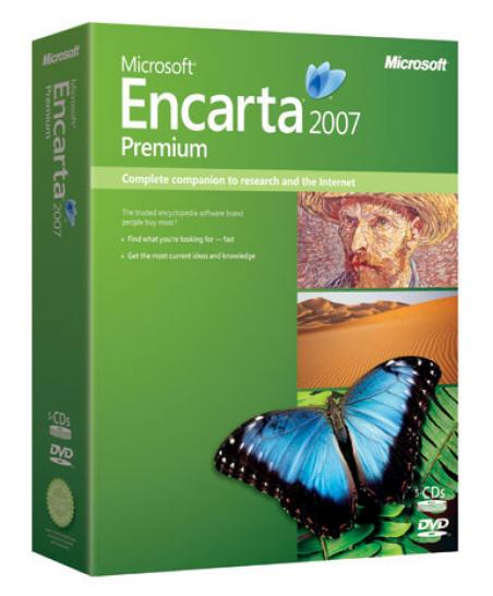 Microsoft's Encarta encyclopedia to be discontinued after 16 years.
