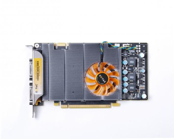 Geforce 9800 GT Eco: Zotac follows the Green IT trend (1)