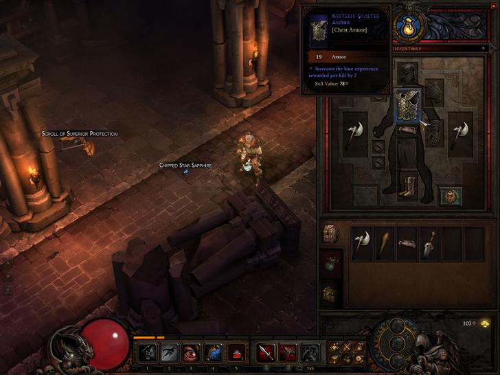 New screenshot of Diablo 3 (1)