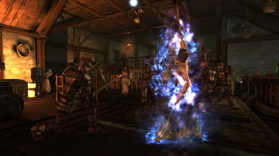 Screenshots aus Dragon Age: Origins (1)