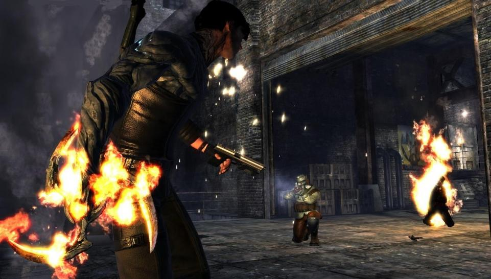 Dark Sector: Screenshots of the PC version (1)