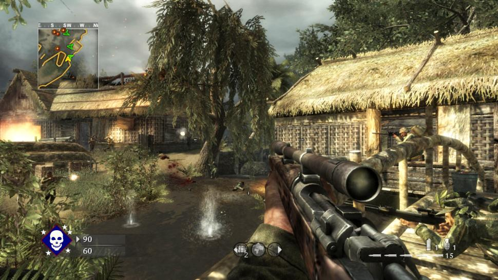 Call of Duty: World at War - Der Riese Map Guide