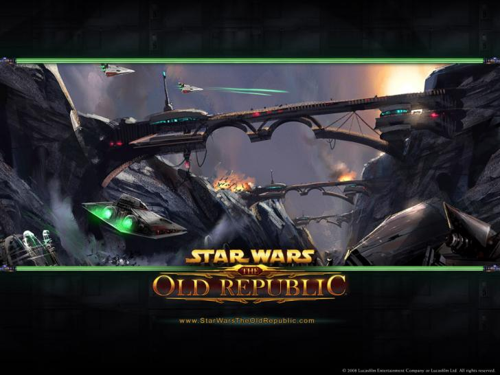 Star Wars - The Old Republic: Wallpaper-Pack (1)