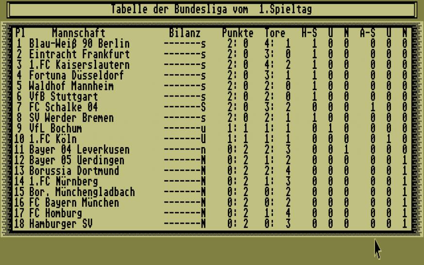 Bundesliga Manager Professional Free Download Vollversion