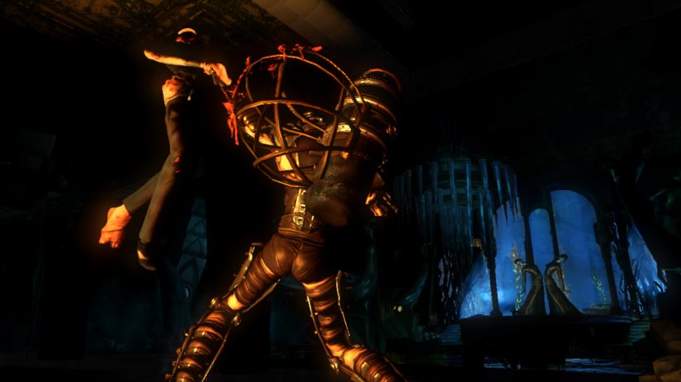 Impressions from Bioshock 2