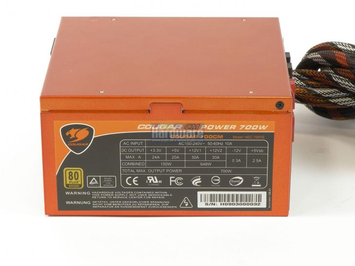 Cougar CM Power 700 Watt (4)