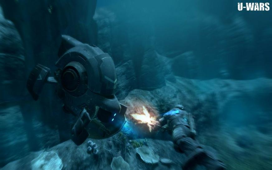 Underwater Wars: Subaqueous shooter with Nvidia Physx (1)