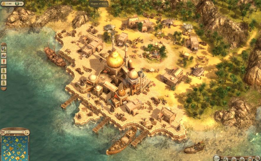 Anno 1404 tested the first graphics cards and cpu benchmarks gumiabroncs Image collections