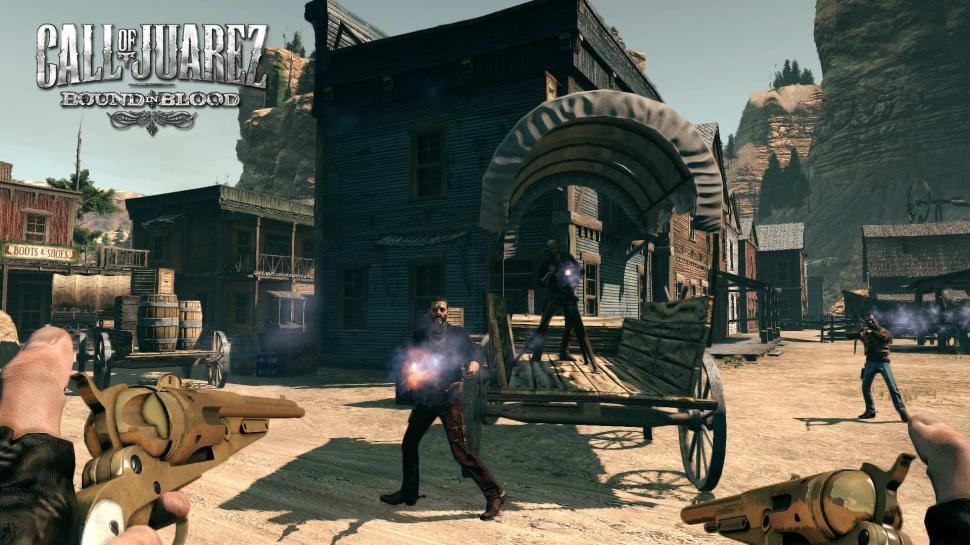 Call of Juarez: Bound in Blood (1)