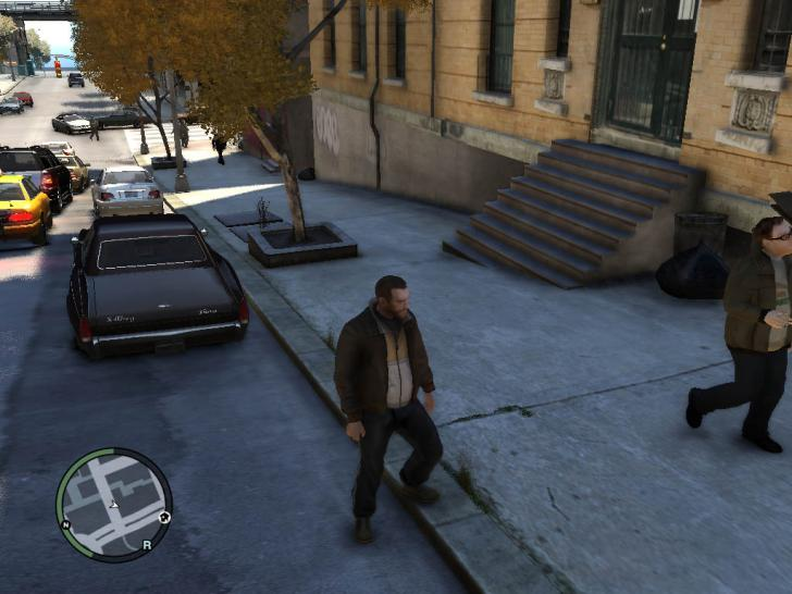 GTA 4: Better graphics with ENB Series Mod [Top article of May 2009]