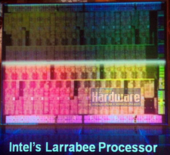 Intel Larrabee: Many-core graphics card is cancelled