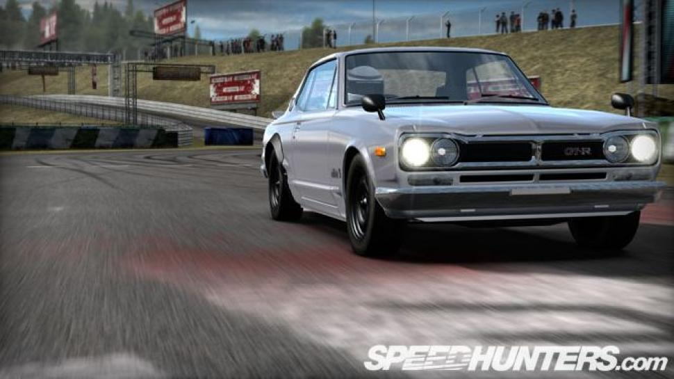 Need for Speed Shift: Hakosuka KPGC10 Skyline (1)