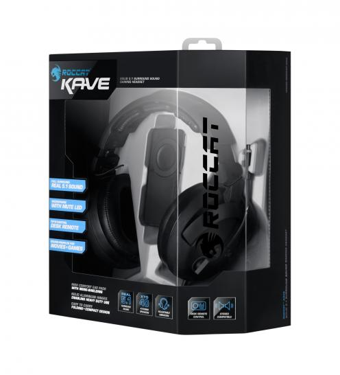 Roccat Kave 5.1 Gaming Headset (1)