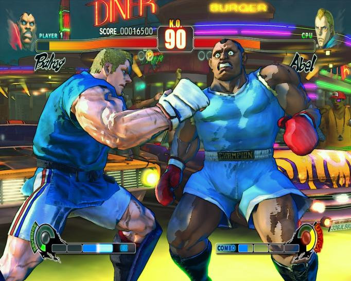 Street Fighter IV (1)