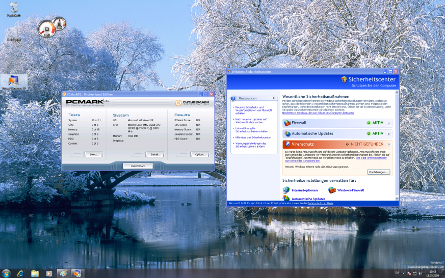 Windows 7: Virtual XP Mode (1)