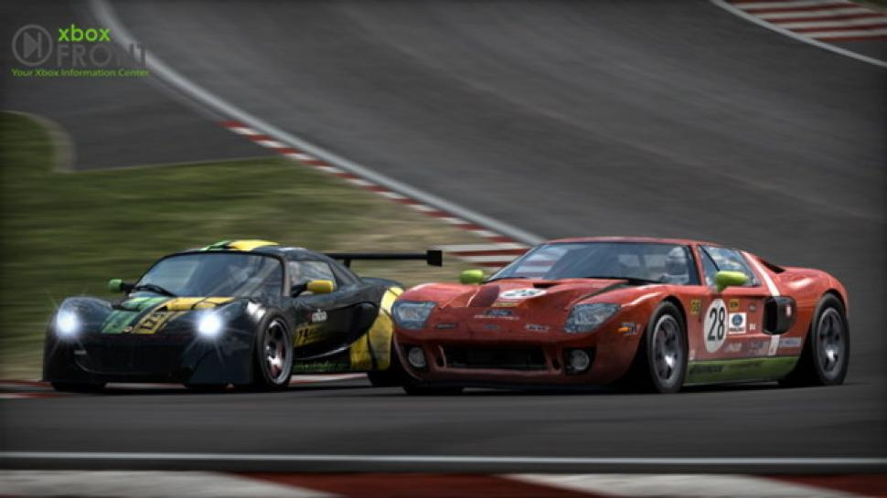 Need for Speed: Shift - Screenshots of the Circuit de Spa-Francorchamps