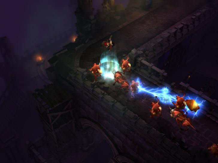Diablo 3 like Starcraft 2 without LAN support. (6)
