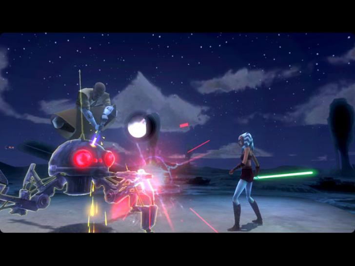 Star Wars – The Clone Wars: Republic Heroes coming for PC