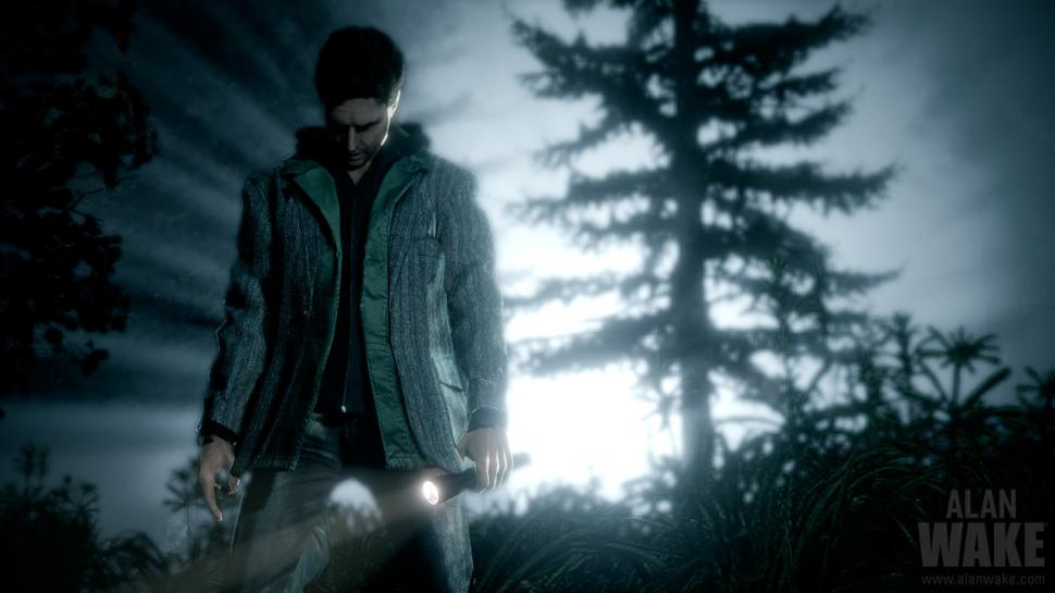 Alan Wake: Remedy does not yet commented on PC version (1)