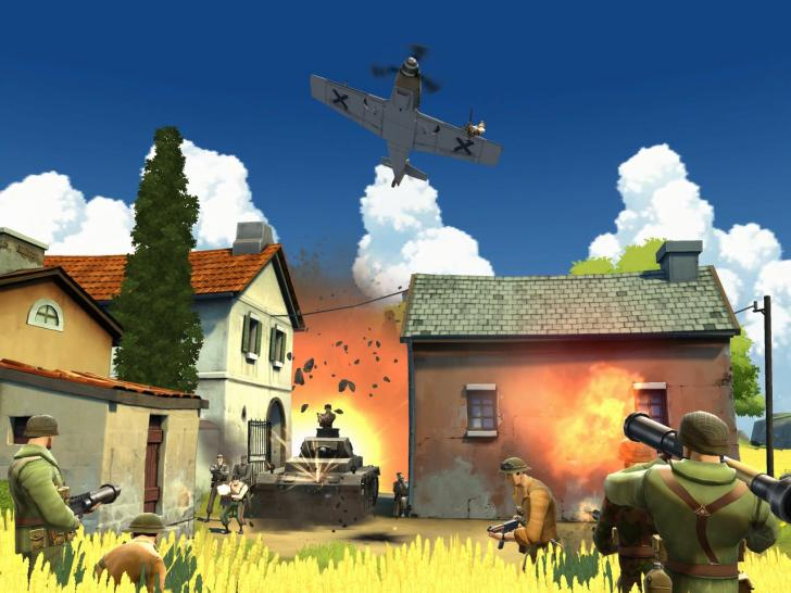 Battlefield Heroes: Download of the free game and system specs (1)