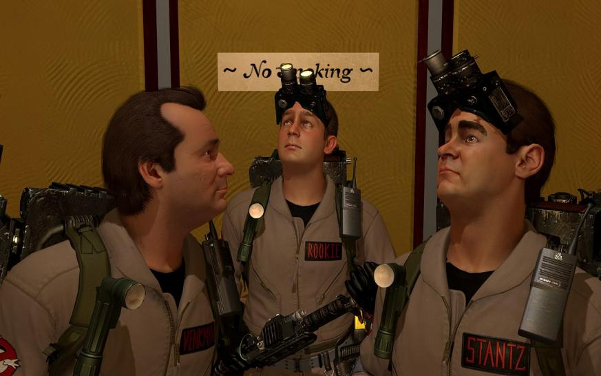 Ghostbusters PC: Screenshots of the US version (1)