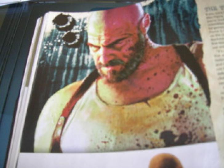 Max Payne 3: First impressions (Scans of Game Informer)