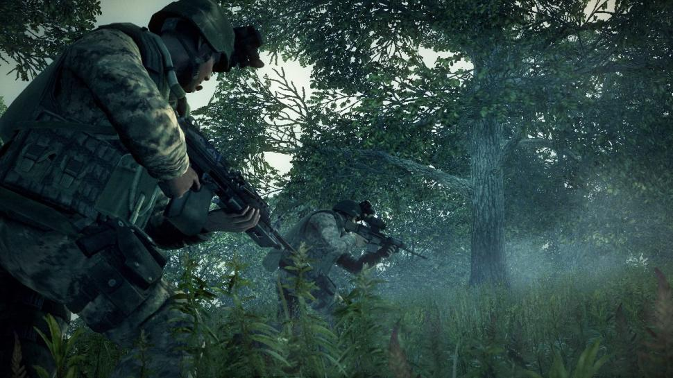 Operation Flashpoint 2: New screenshots of Dragon Rising
