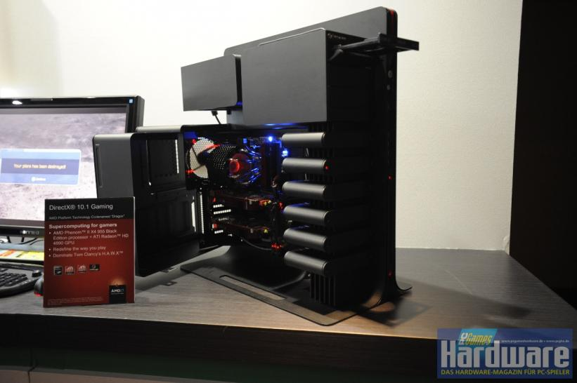 Thermaltake at the Computex 2009 (1)