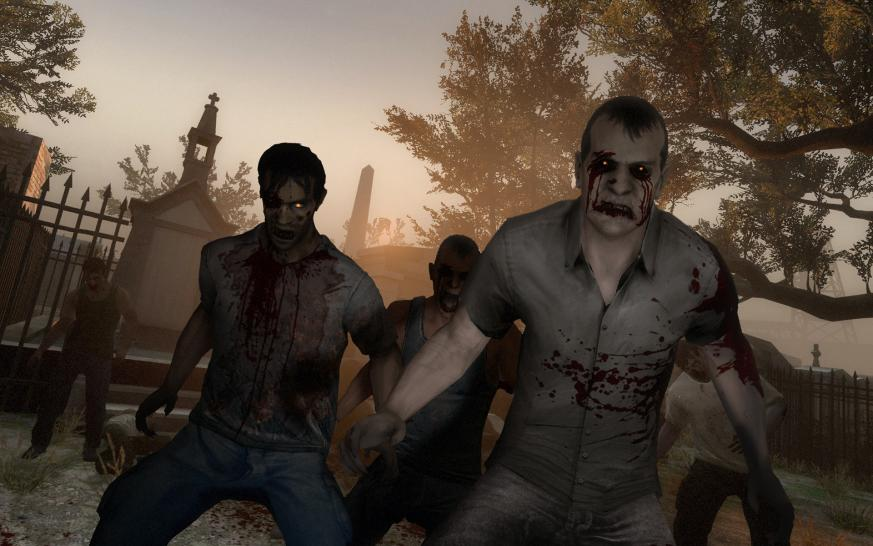 Left 4 Dead 2 - First screenshots (1)