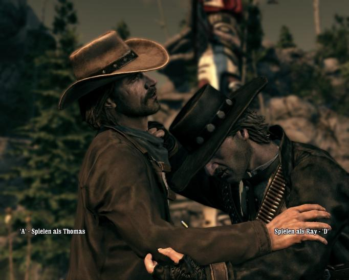 Drei neue Download-Pakete sollen den Western-Shooter Call of Juarez: Bound in Blood erweitern. (1)