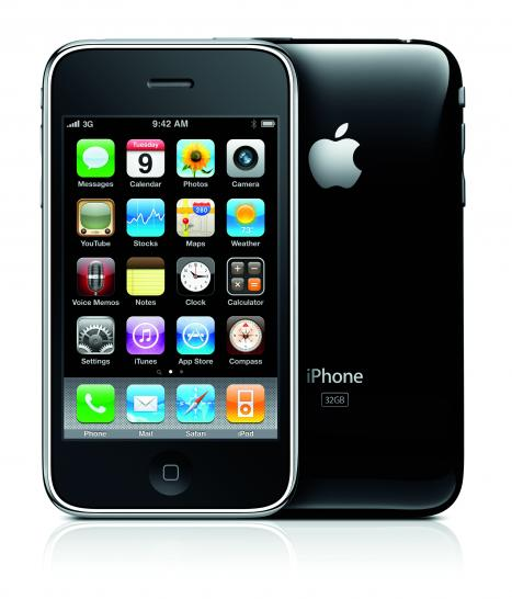 Iphone 3GS mit OS 3.0 (1)