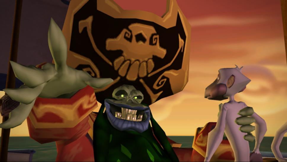 Tales of Monkey Island: Screenshot aus Episode #1 (6)
