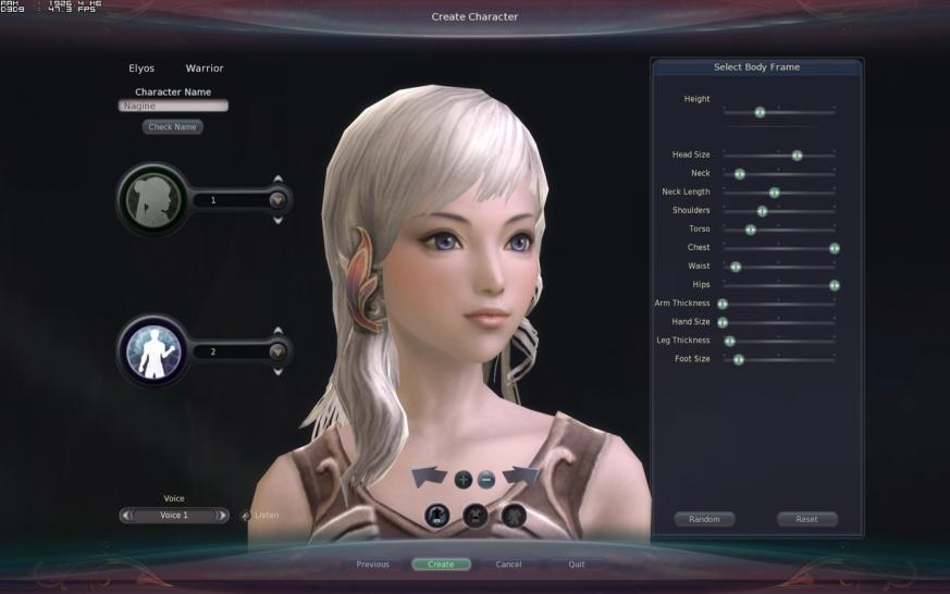 Aion: The Tower of Eternity - Screenshots from the Beta (1)