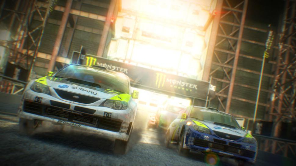 Colin McRae: Dirt 2 PC will support DirectX 11