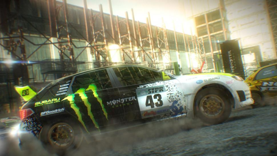 Dirt 2: One of the first games with DirectX 11 support (1)